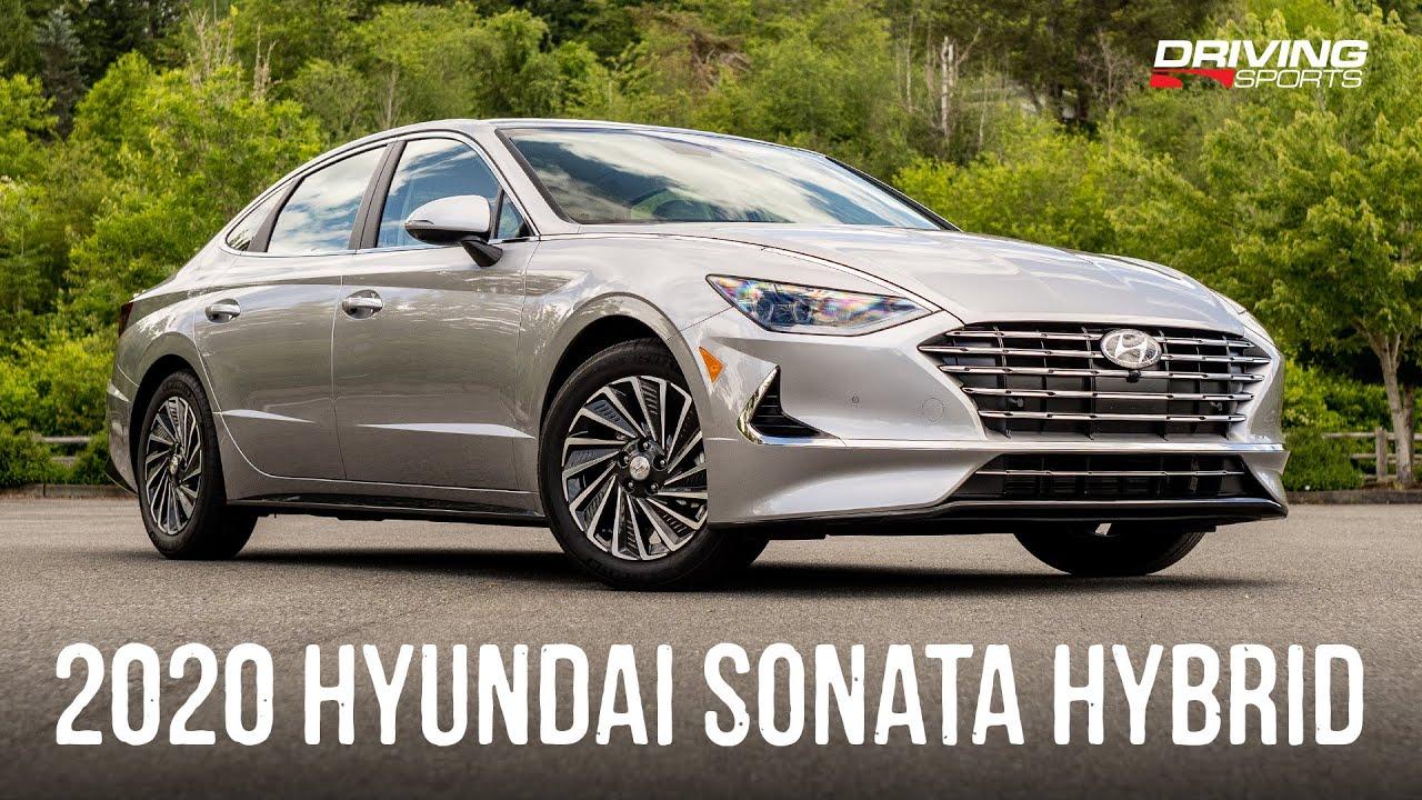 2020 Hyundai Sonata Sedan Hybrid Reviewed Best In Class Youtube