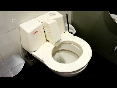 Automatic Toilet Seat Cleaning in Europe - Youtube toilet repair