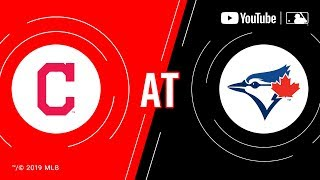 Indians at Blue Jays   MLB Game of the Week Live on YouTube