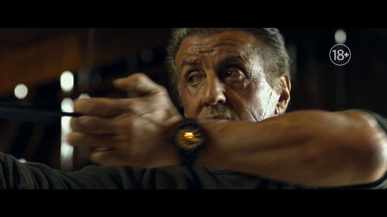 Рэмбо: Последняя кровь. Новый трейлер HD. В кино с 19 сентября