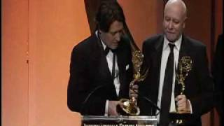 International Emmy Winners - Jim Broadbent & Pierre Bokma