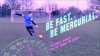 Nike mercurial vapor ix ► boot test