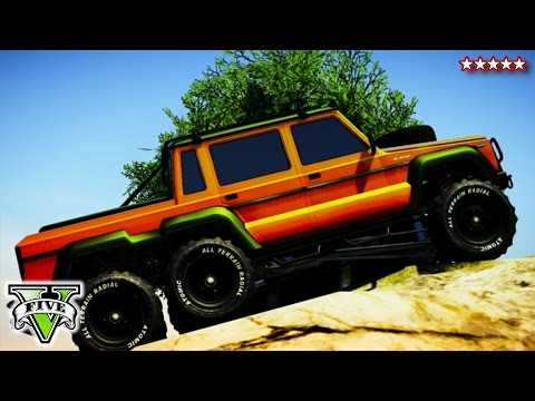 GTA 5 Off-Road Saturday | GTA Online Off-road Epic Races & Missions