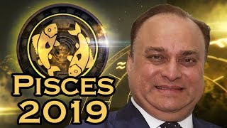 Pisces Yearly Horoscopes 2019 In Hindi | Preview | Prakash Astrologer
