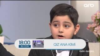 Kənan MM uşaqlarından danışdı - Gəlin danışaq - ARB TV