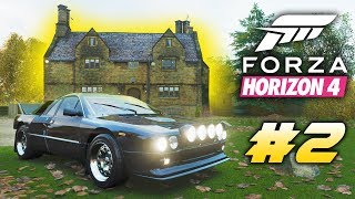 OUR FIRST HOUSE & A NEW CAR! - Forza Horizon 4 Let