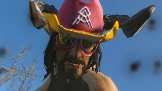 Fallout 4's Must-See Macho Man Randy Savage Mod
