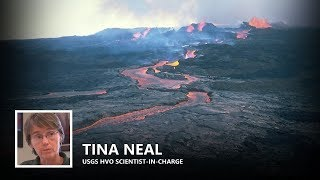 Mauna Loa Update From HVO Scientist-In-Charge (Sept. 14, 2017)
