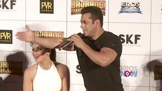 UNCUT Bajrangi Bhaijaan   Trailer Launch   Salman Khan, Kareena Kapoor, Nawzuddin Siddiqui