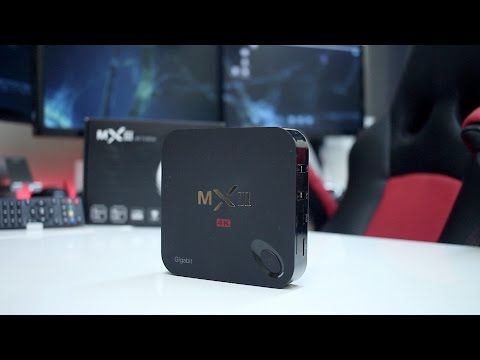 MX III G Android TV Box Full Review