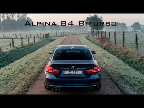 Alpina B4 Biturbo: Pure Akropovic Exhaust Sound