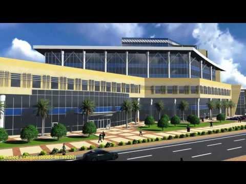 ssh kuwait airport administration building 4