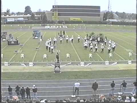 2000 Breckinridge County High School Marching Band