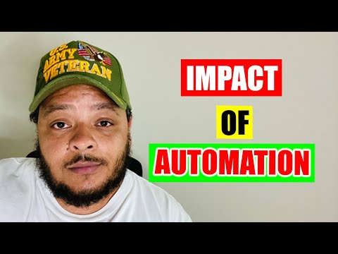 Impact of Automation on the Economy