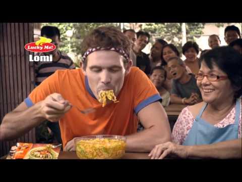 "Lucky Me! Lomi ""Tourista"" TV Commercial"