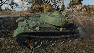 World of Tanks Type 62 | 9 kills | 2.135 EXP | 4.329 DMG - Erlenberg