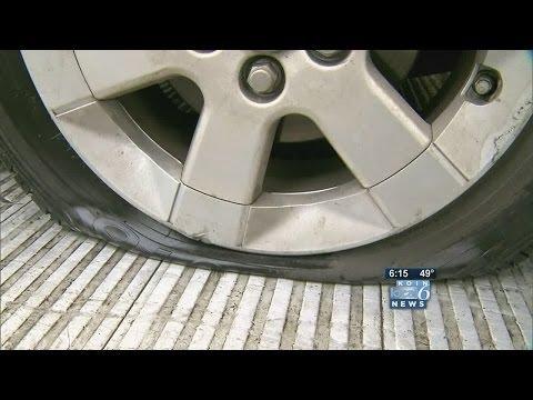 'Icepick On Sidewall' Ruins 500 Tires