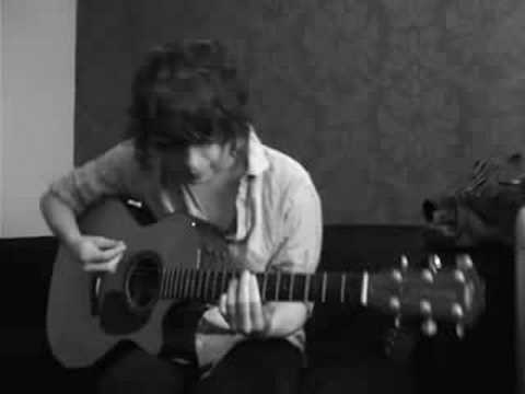 The Kooks' Luke Pritchard Performing Unnamed Song