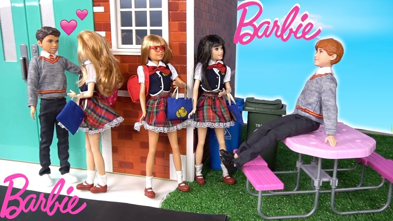 Download Barbie Doll Twin Family School Morning Routine to Night  Routine