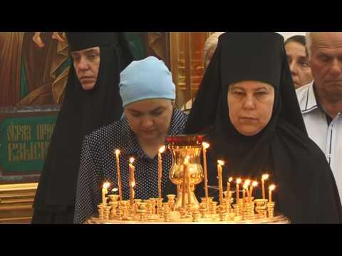 2017 08 02 Престол Илии Пророка в Апшеронском женском монастыре