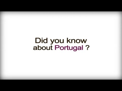 Did you know? - Portugal - Portuguese Business Culture video