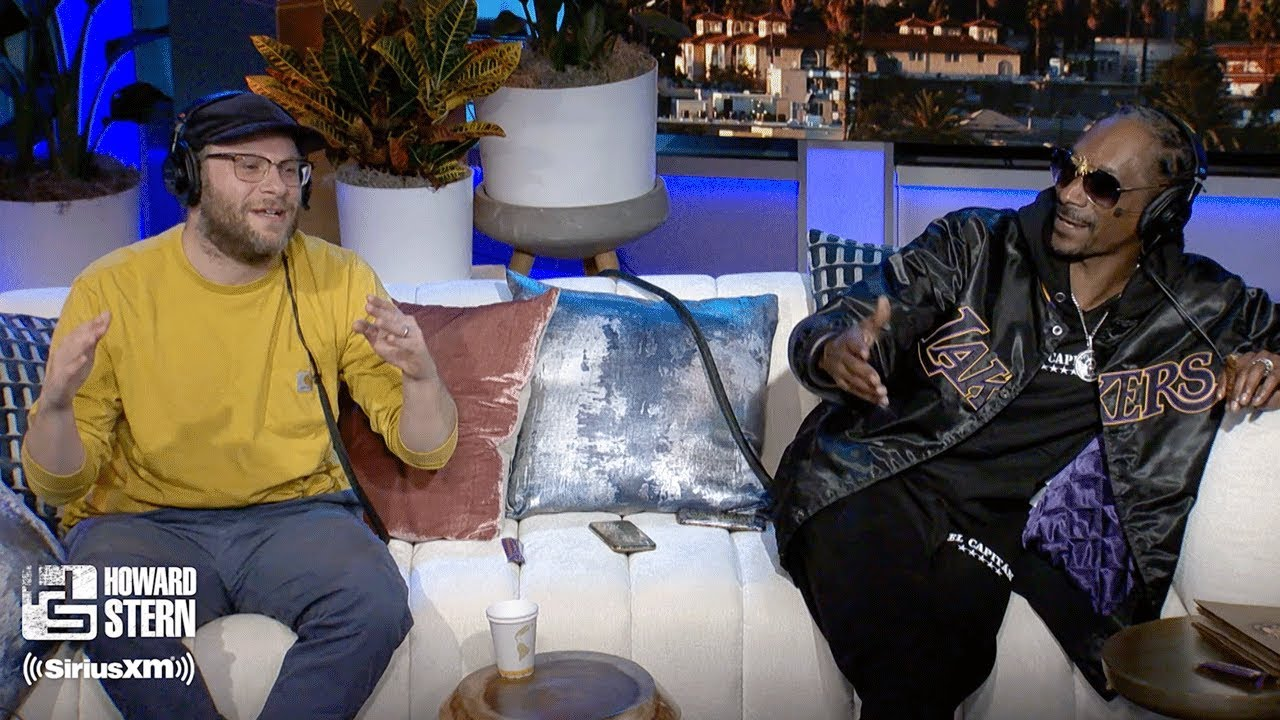 Seth Rogen and Snoop Dogg Prep JD to Smoke Weed for First Time