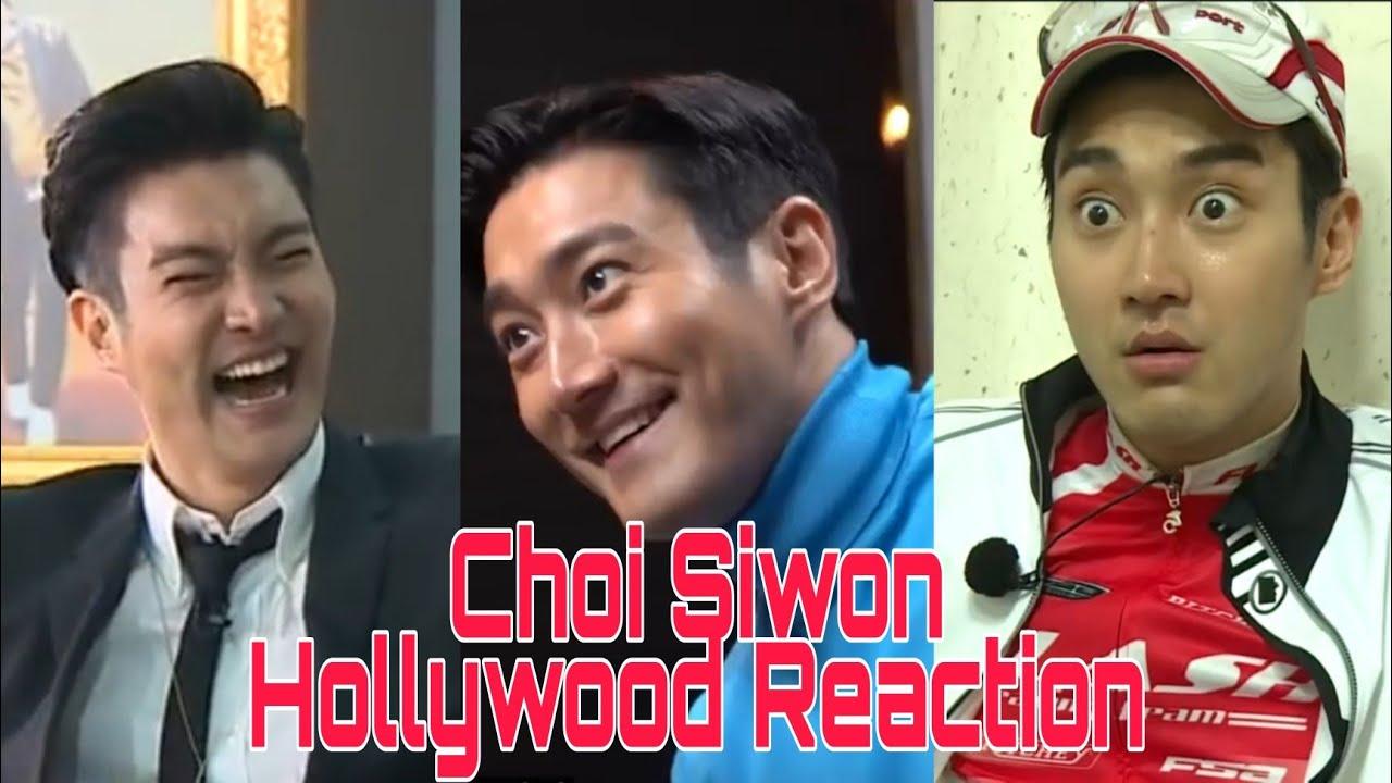 Download Choi Siwon Super Junior Funny Reaction Part 2