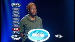 Another Hilarious Episode of UK Weakest Link - 22 March 2010