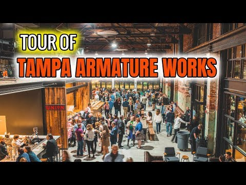 Tour of Tampa Armature Works