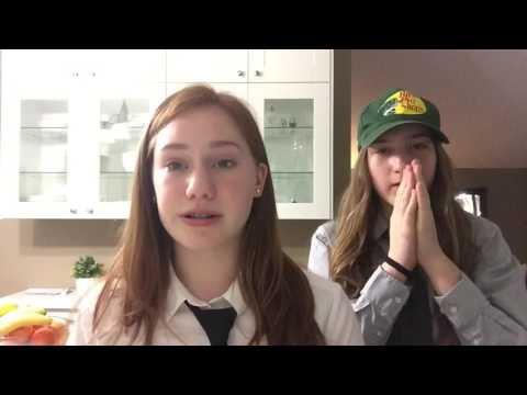 Alberta Geography Newscast Project 2016