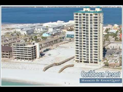 Caribbean Resort In Navarre Beach Fl Managed By Resortquest