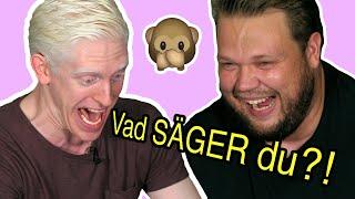 Den som skrattar förlorar #59 – med Daniel Ståhl