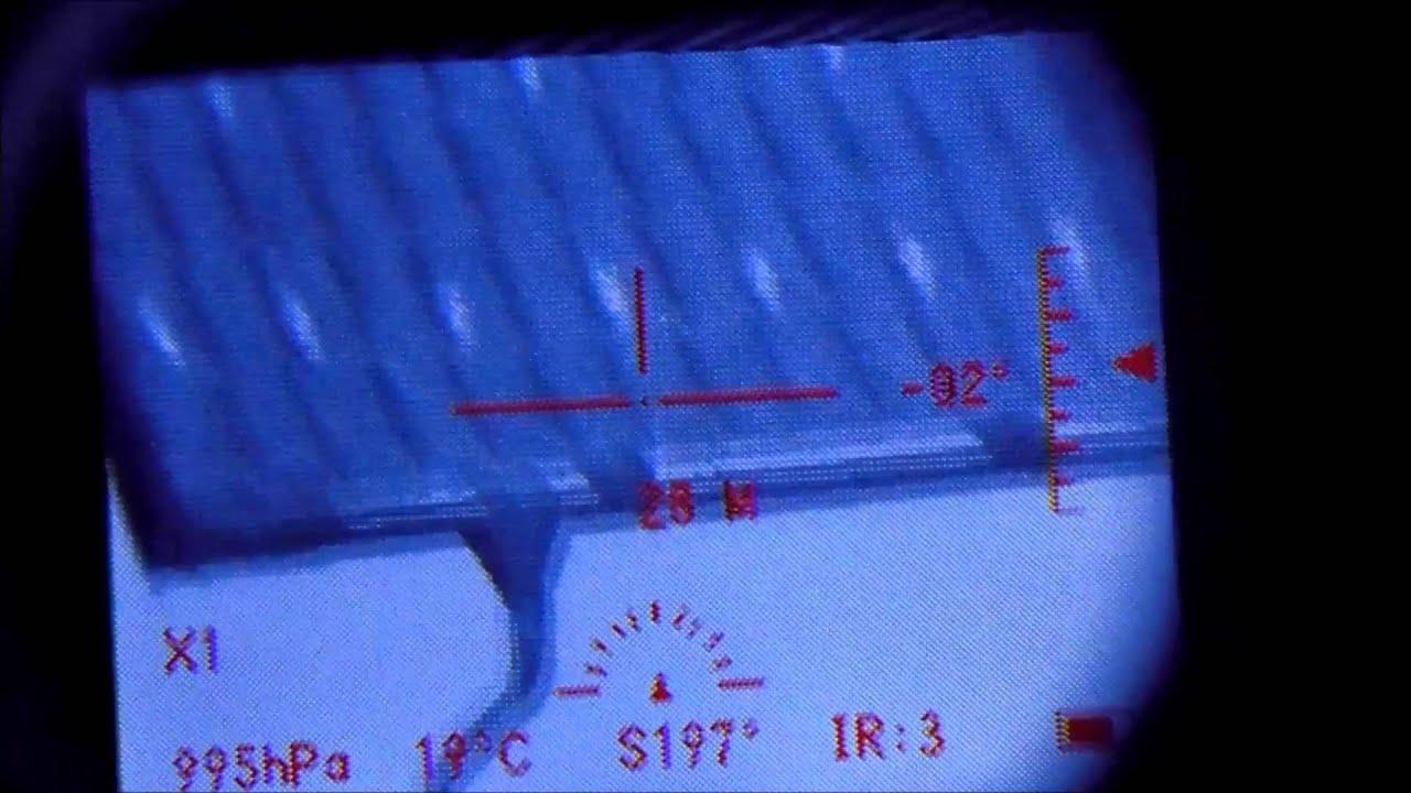 Bearstep nachtsichtgerät mit laser entfernungsmesser antor g