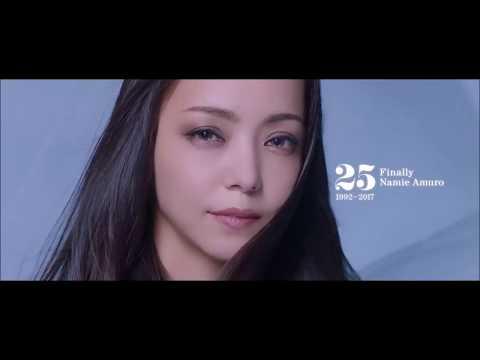NAMIE AMURO ALL TIME BEST ALBUM「Finally」Teaser Special1