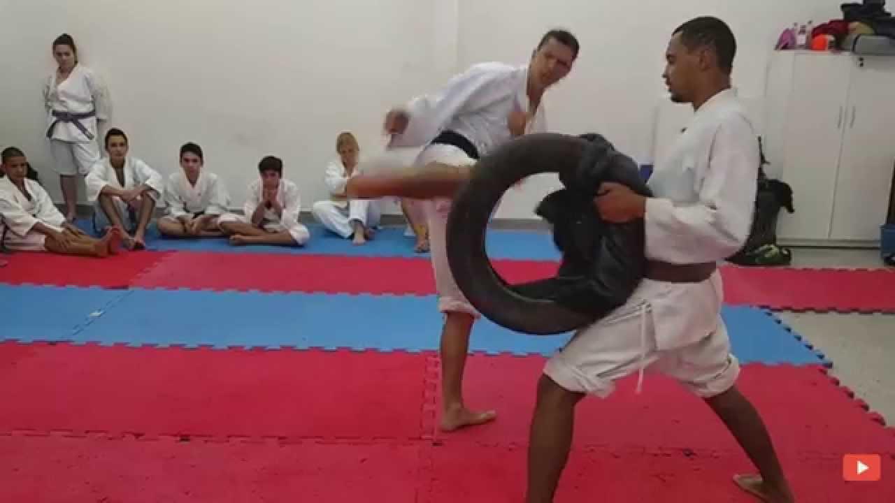 Fotos de treinos de karate 71