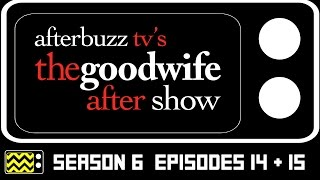 The Good Wife Season 7 Episode 14 & 15 Review & After Show | AfterBuzz TV