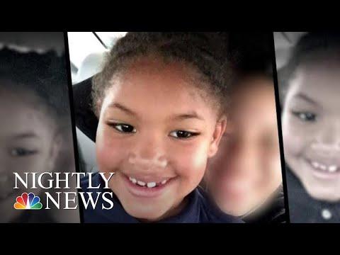 $50,000 Reward To Find Gunman Who Left 7-Year-Old Dead   NBC Nightly News