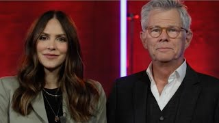 Katharine McPhee Foster & David Foster - What the world needs now @ Care Event (11 May 2021)