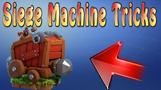 The Ram (Siege Machine) Tips and Tricks | Th12 Update Clash of Clans