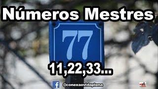 NÚMEROS MESTRES 11 22 33