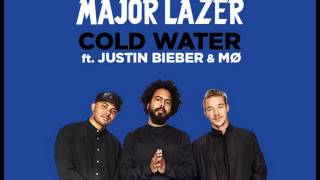 Major Lazer - Cold Water (feat. Justin Bieber & MØ) [MP3 Free Download]