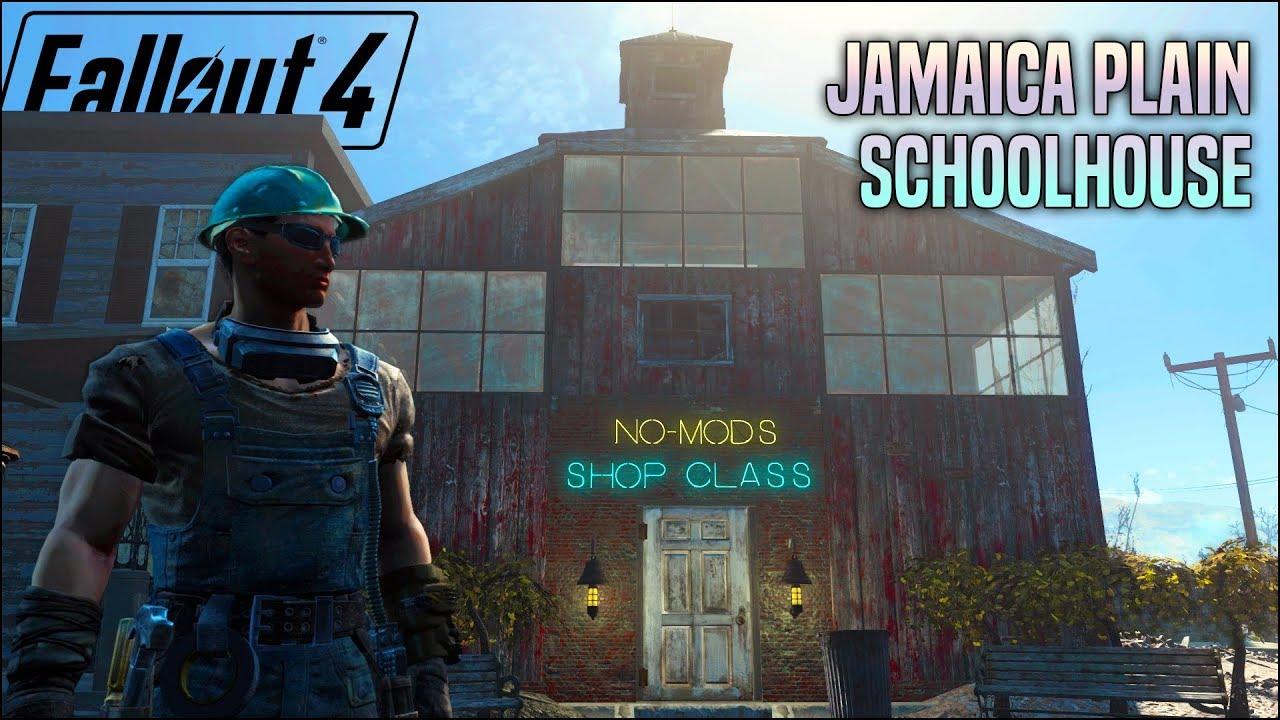 thumb 1 / 67 Introducing the No Mods Shop Class Fallout 4