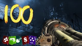 ROUND 99 NOW  'ASCENSION' ROUND 100 CHALLENGE! (BLACK OPS 3 ZOMBIES)