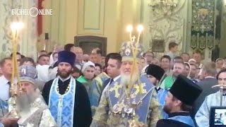 Патриарх Кирилл провел службу в Свияжске(Одним из пунктов визита патриарха Кирилла стал остров-град Свияжск, где предстоятель возглавил торжествен..., 2016-07-20T19:11:23.000Z)