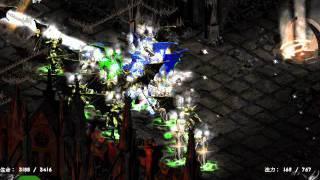 Trap-Sin 8ppl Chaos (Single Player Mode)