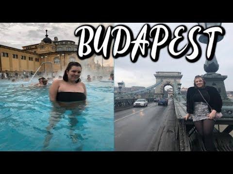 BUDAPEST, HUNGARY: EUROPE TRAVEL VLOGS