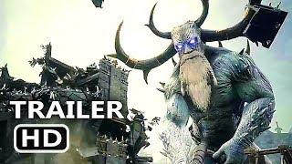 PS4 - Conan Exiles: Gods Gameplay Trailer (2018)