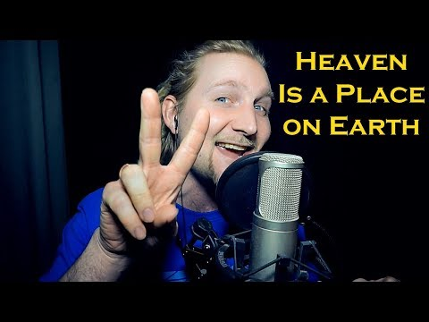 Heaven Is A Place On Earth (Live Vocal Cover) Belinda Carlisle