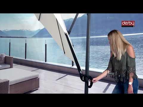 pendelschirm-derby-ravenna-smart-300-cm