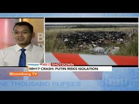 In Business: MH17 Crash: Putin Risks Isolation